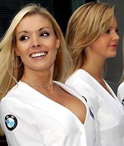 bmw-girls