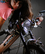 puch girl